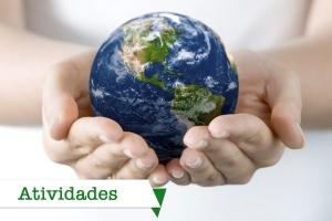 Celebração do dia da Terra